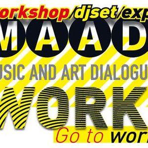 Meta Dj @ MAAD! WORK! - Sagra De Le Raze - Staranzano (GO)    02.09.2012
