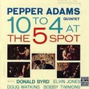 Hasting Street Bounce, Pepper Adams