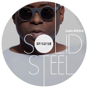 Solid Steel Radio Show 07/12/2018 Hour 1 - Juan Atkins