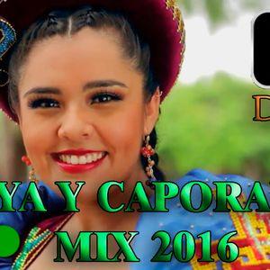 Saya y Caporales MIX 2016 - DJ Pipo