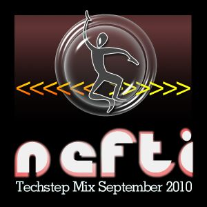 Nefti - Techstep Mix September 2010