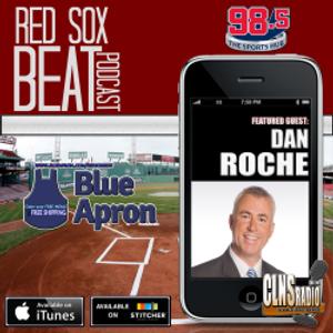 #089 | Dan Roche | WBZ Sports | The Sports Hub | Xander Bogaerts | David Price | Red Sox Talk | Powe