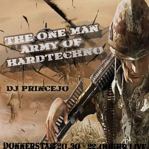 princejo - the one man Army of Hardtechno@ sthoerbeatz.de 18.11.2010