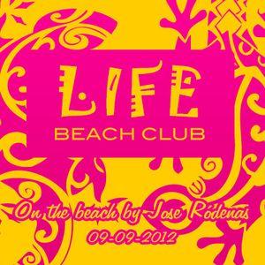 On The Beach 09-09-2012