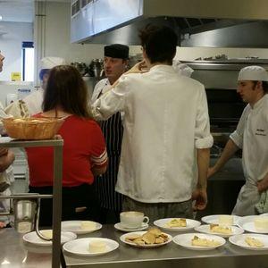 Petroc's  Trainee Chefs