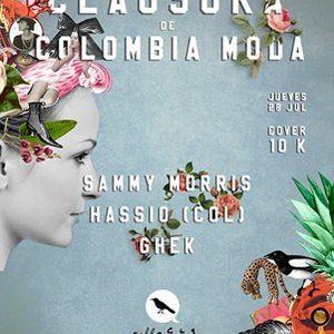 Hassio COL Clausura Colombiamoda @Calle 9+1