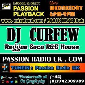 DJ CURFEW youngest member | WEDNESDAY 6PM 09-03-16 | REGGAE | DANCEHALL | SOCA | HOUSE