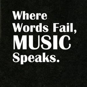 Imagini pentru less talk more music
