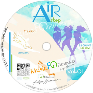 CREATIONS - AIR VOL.01 - STEP - MCTS1805 - DEMO