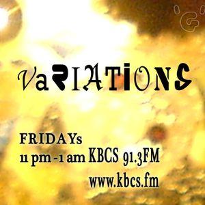 VARIATIONS 06.17.2011