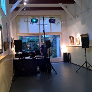 29th August '15 - Private party - Dr Pépé & DJ Jay Jay