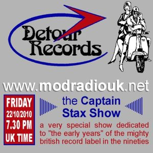 MRUK Detour Records' Early Years Special
