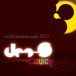 dee-S Juice vol.16 - Sundown Party 2011