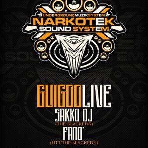 GUIGOO SELECTA DJ SET BT 50