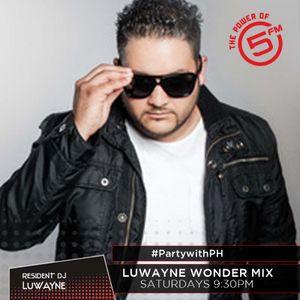 luwayne wonder mix