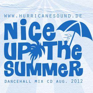 Hurricane Sound - Nice Up The Summer Mix CD