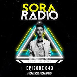 Sora Radio Ep 043 Guest Mix - Jan Cristobal