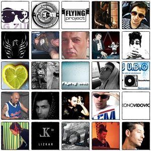 Flying with... Ep.V.III by Lizkar DJ, DJ JP, Liz DJ & DJ Eagle Vision