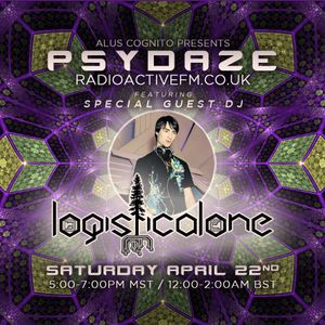 Live on RadioactiveFM.co.uk - PsyDaze show - April 2017 [FREE DOWNLOAD]