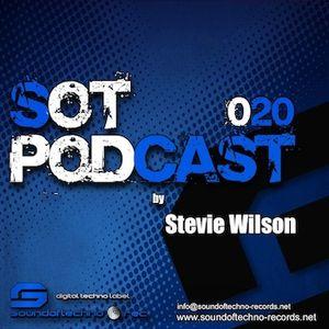 Stevie Wilson @ Sound Of Techno Podcast