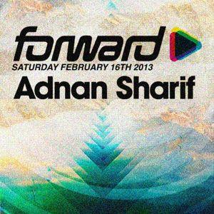 Adnan Sharif @ Forward Feb 16 2013 - San Francisco