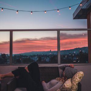 Late Evening Lounge Break
