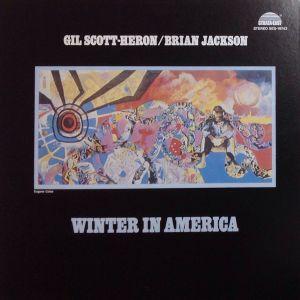 Gil Scott-Heron / Brian Jackson – Winter In America 1997  Japan (Original Vinyl 1973 US)
