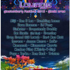 Mixmaster Morris @ Glade Lounge Glastonbury