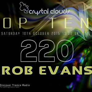 Rob Evans - Crystal Clouds Top Tens 220