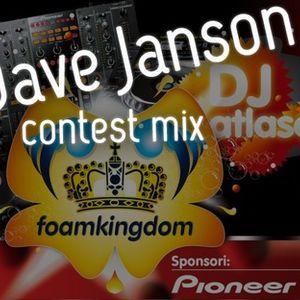 Dave Janson - Foam Kingdom '11