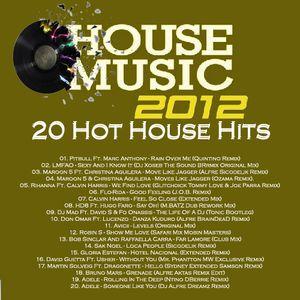 20 Hot House Hits February 2012
