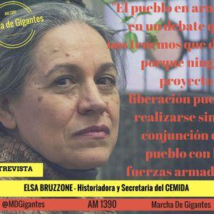 ENTREVISTA - Elsa Bruzzone (16.09.2017)