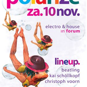 Kai Schöllkopf live @ Polarize 10-11-2012