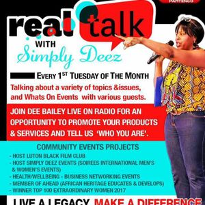 RealTalk with Simply Deez 12