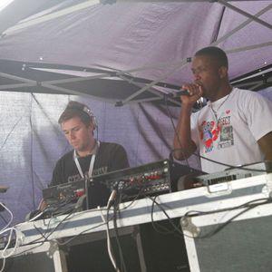Junk DJ & Madrush MC @ Future Perfect 3 (12th May 2012)