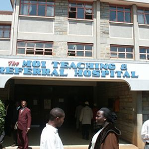 Daniel Aliangana - From Eldoret to Sighthill