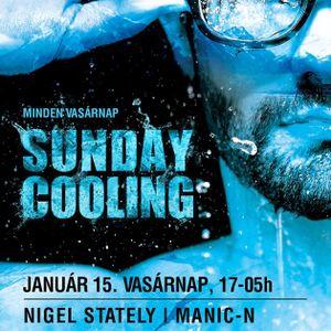 Aydan - Live @ Coronita Club,Budapest Sunday Cooling (2012.01.15)