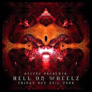 dj Michael Curran- Hell on Wheelz [October 2008]