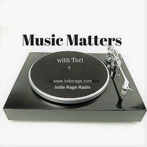 Music Matters 40(1/2) IndieRageRadio