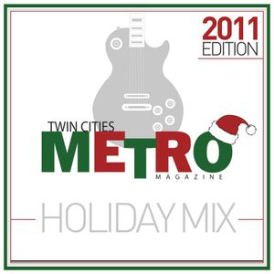 METRO magazine Christmas mix 2011