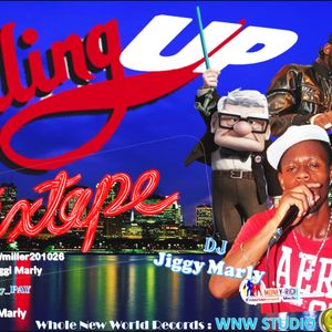 *ROLLING UP* MIXTAPE by JIGGI MARLY (DANCEHALL MIX)