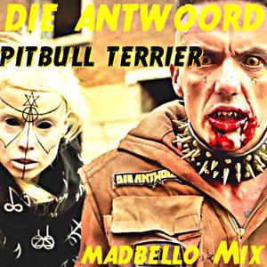 DIE ANTWOORD - PITBULL TERRIER (madbello Mix)