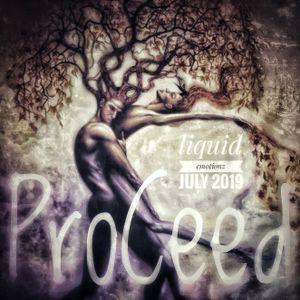 liquid emotionz - July 2019