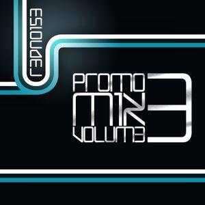 Rednoise - Promo Mix Vol. 3