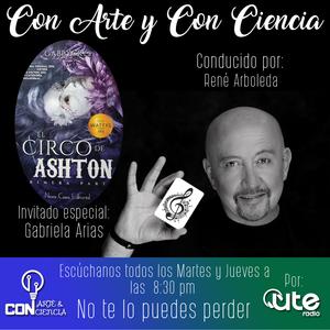 Con Arte y Conciencia 19 - Entrevista con Gaby Arias