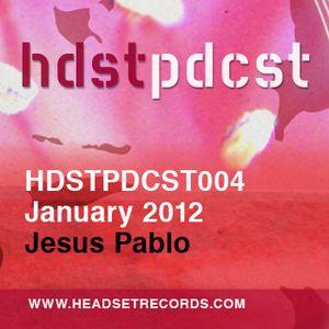 HDSTPDCST004 - Jesus Pablo - January 2012