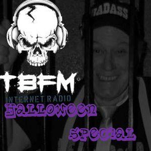 Badass Martin's Rockout Radio Show Halloween Special