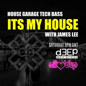 James Lee It's My House 19 03 16
