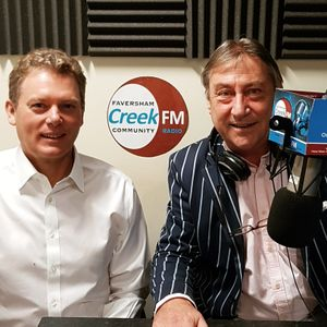 Faversham Natters with David Selves - 19th February 2018