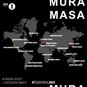 Mura Masa - Essential Mix (BBC Radio 1) 08-07-2017